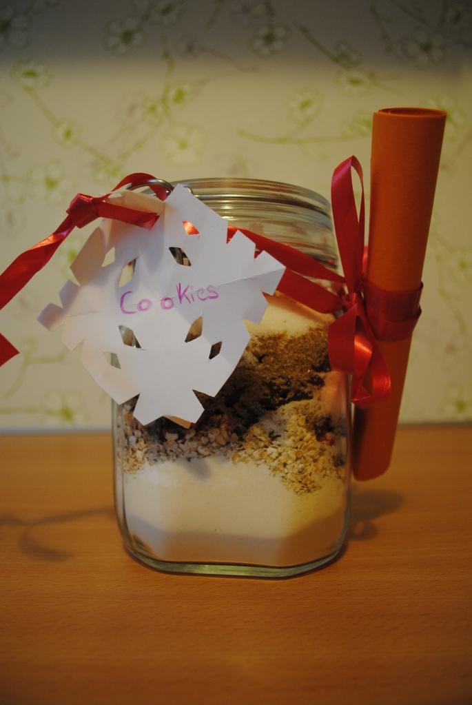 Cookie-Glas