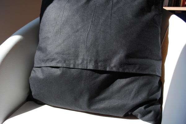 Rückseite Kissen